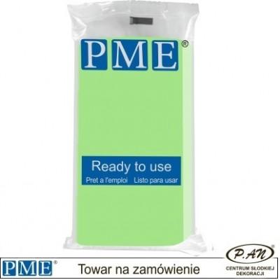 Masa cukrowa- żółty- 250g - PME_SP953