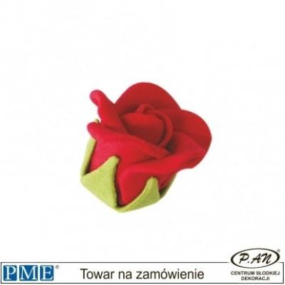 Cukrowa róża-32szt.- 25mm-PME_JR03PI