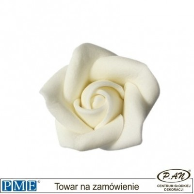 Cukrowa róża-32szt.- 25mm-PME_JR03W