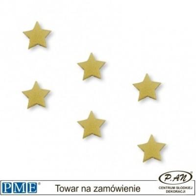 Perłowa gwiazda-6szt.- 30mm-PME_PM127P/S
