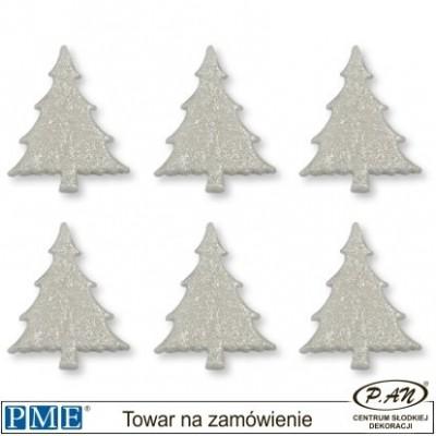 Złota gwiazda-6szt.- 50mm-PME_PM127G/L