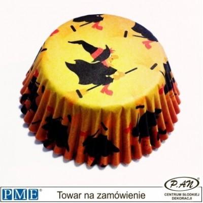 Papilotki- Halloween-60szt.-PME_BC742