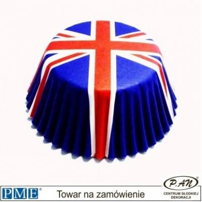Patriotic Swirls- 100pcs-PME_BC745