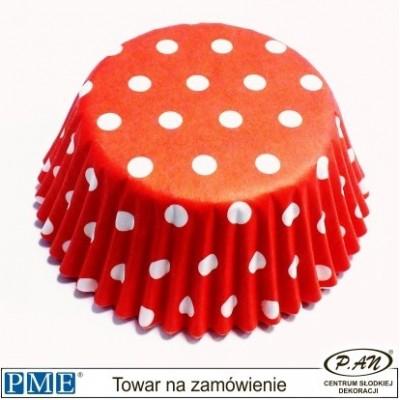 Papilotki- Kropki-100szt.-PME_BC723
