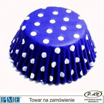 Papilotki- Kropki-60szt.-PME_BC722