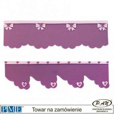 Double Sided Frills-set of 2-PME_108SD024