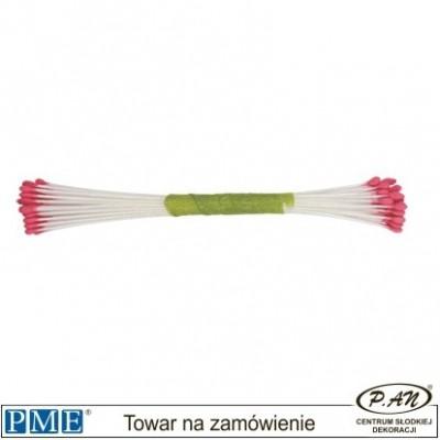 Flower Centres-peach-50pcs-PME_STAM02P
