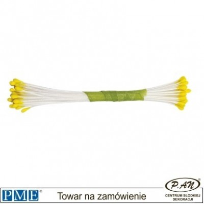 Pręciki perłowe-średnie-50 szt-PME_STAM10P