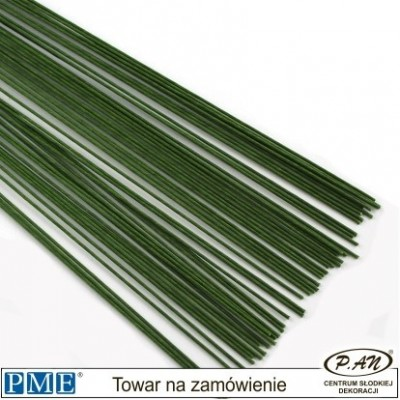 Green Floral Wires- 50pcs-PME_FW26