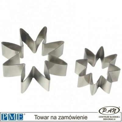 Daisy 8 petal-set of 2-PME_DS264