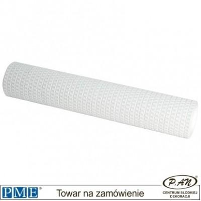Basketweave rolling pin-6x1''-PME_RP80