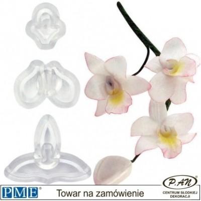 Plastic cutter- Flower-set of 4-PME_103FF048