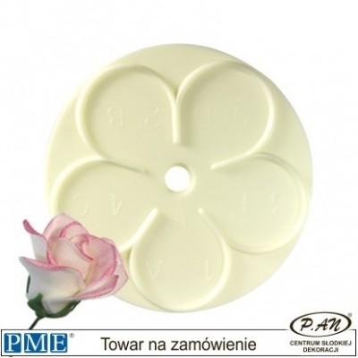 Plastic cutter- Rose-2''-PME_103FF018