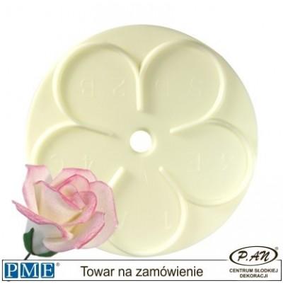 Plastic cutter- Rose-2.36''-PME_103FF019