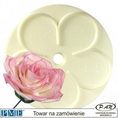 Plastic cutter- Rose-3.5''-PME_103FF021