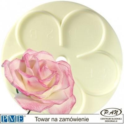 Plastic cutter- Rose-4''-PME_103FF022