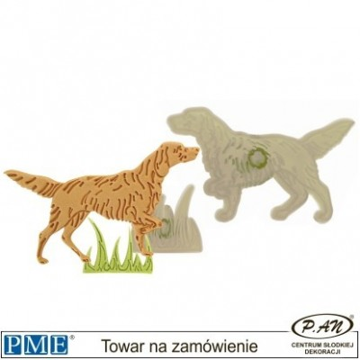 Cutters-Dog&Grass-set of 2-PME_115AW009