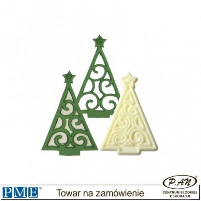 Cutters-Xmas Tree-5.8x7.7''-PME_102CI005