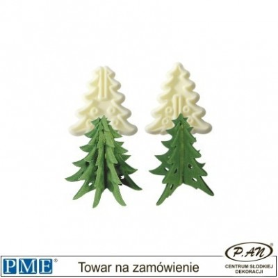 Cutters-Xmas Tree-1.3x2.5''-PME_117CH018