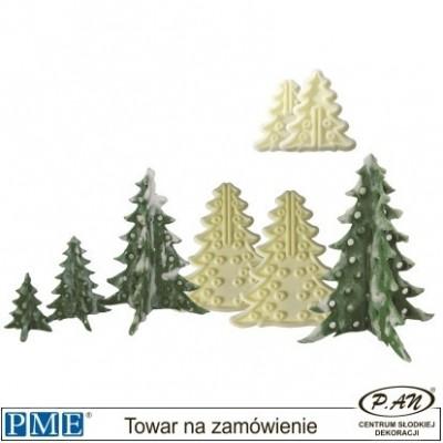 Cutters-3D X-mas Tree-set of 2-PME_117CH021
