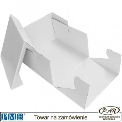 Cake box -oblong-6x6x6''-PME_BCS800
