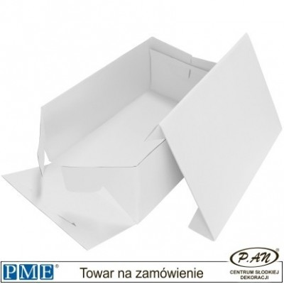 Cake box -oblong-14x10x6''-PME_CBO902