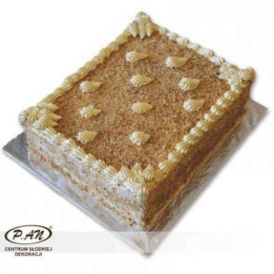 Oblong Cake Pan - 8x12x2'' -PME_OBL08122