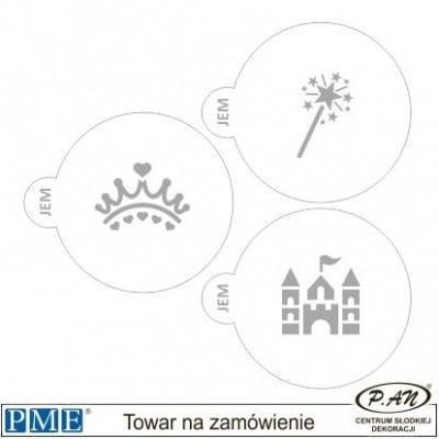 Szcypce stalowe- 2 szt.- PME_HC353