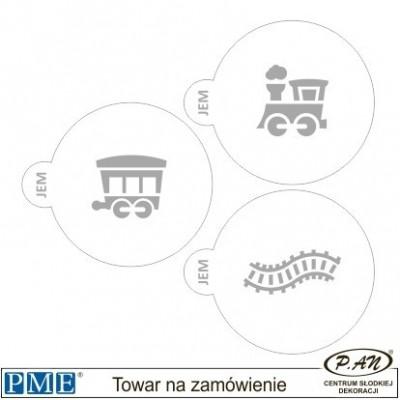 Szablony- Bobas-3 szt.- PME_SA18