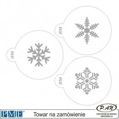 Szablony- Klasyczne -3 szt.- PME_SA22