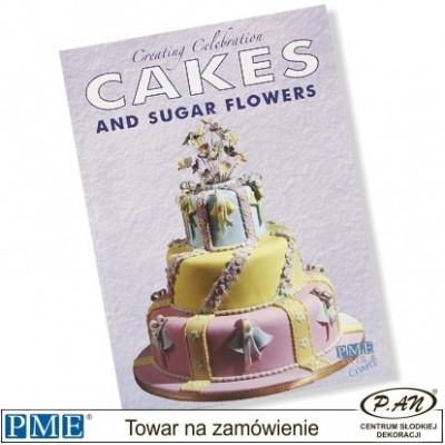 Book- Cakes&Sugar Flowers- PME_BK1