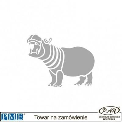 Szablony- Lew -64x120mm- PME_SA6