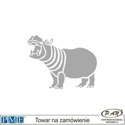Stencils- Lion -2.5x4''- PME_SA6