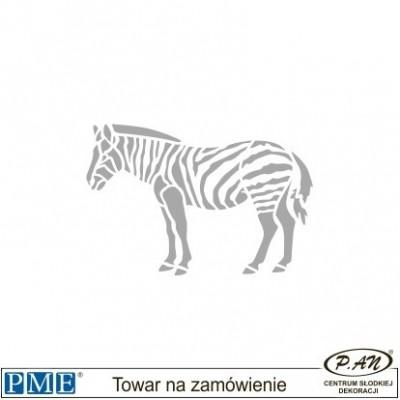 Stencils- Hippo -4x4''- PME_SA9