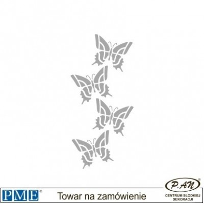 Stencils-Giraffe- 2x5.7''- PME_SA12