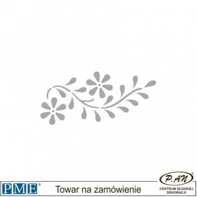 Szablon-Gałązka-48x22mm-PME_SW1