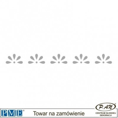 Stencils-Daisy  Chain-5x2.3''-PME_SB5