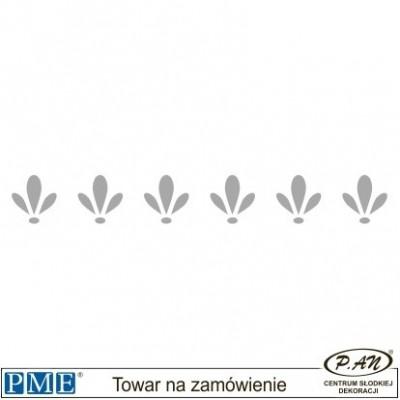 Stencils-Fern Border- set of 3-PME_SB14