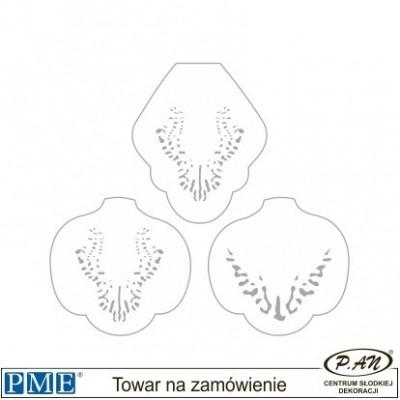 Szablon-Orchidea1-2 szt.-PME_SFF15