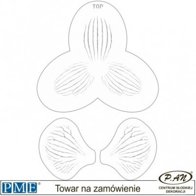 Stencils-Orchid2-set of 3-PME_SFF16