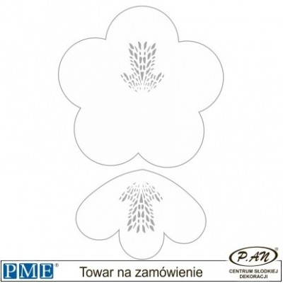 Stencils-Orchid3-set of 3-PME_SFF18