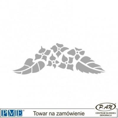 Stencils-Romantic Rose-4.5x2.6''-PME_SFF8