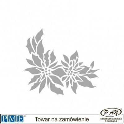 Stencils-Pansy Spray-3.7x2''-PME_SFF11