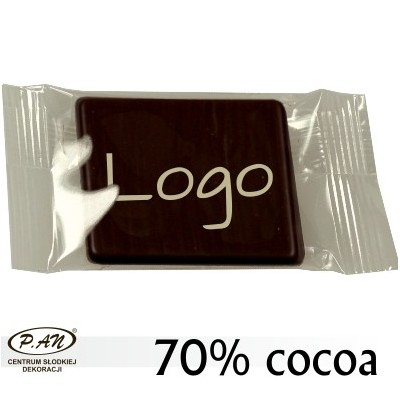 copy of Packed chocolate logos 40x45x4 mm  CPG01
