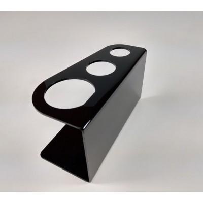 Stojak, podajnik do lodów wzór nr 1 czarny - SDLC1