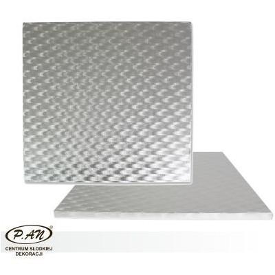 Podkład gruby metalizowany 33x33cm - PK133