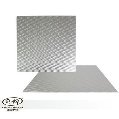 Podkład cienki metalizowany 20x20cm - PK320
