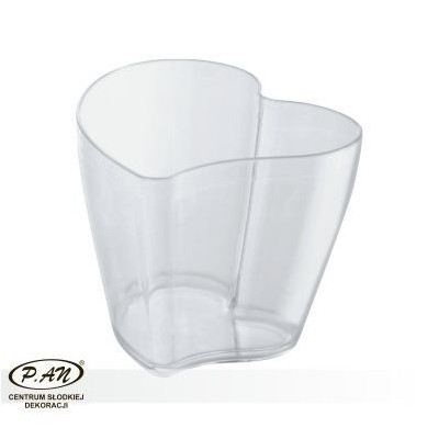 Square large cup - packs of 100pcs  PU01
