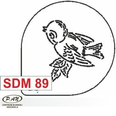 Szablon dekoratorski wzór SDM89