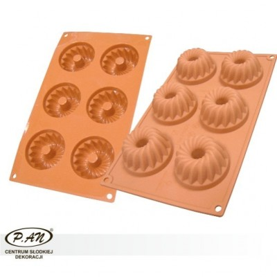 Silicon baking mould MUFFINS SF058
